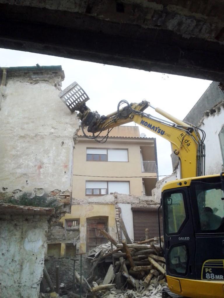 Enderroc Castelló Empúries