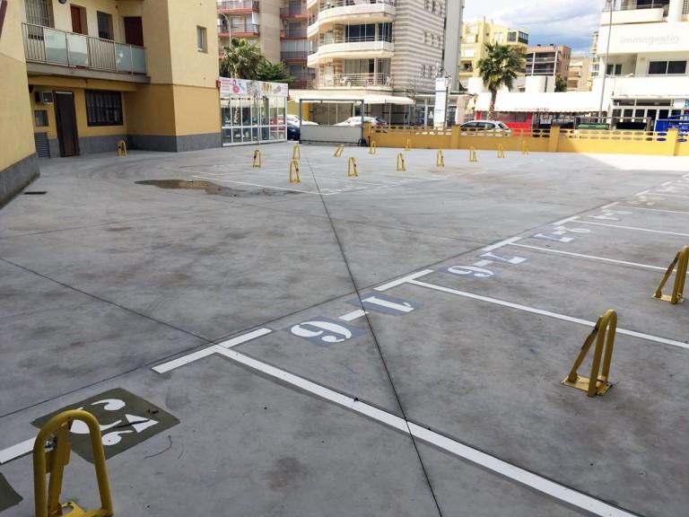 Pavimentació Santa Margarita